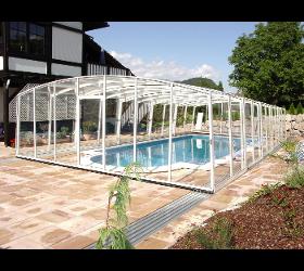 Pool Überdachung Elegant