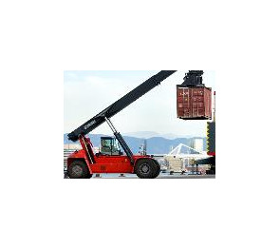 Container Reachstacker
