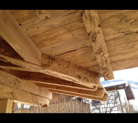 Altholz in jeder Form & Altbausanierung