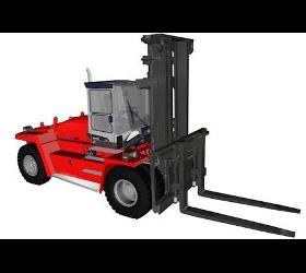 Diesel Front Gabel Stapler Heavy
