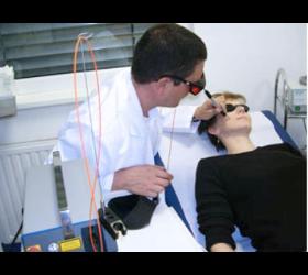Laserbehandlungen