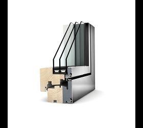 Internorm Holz-Alu Fenster
