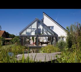 Solarlux Wintergärten