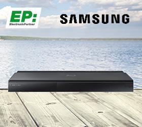 Samsung Blu-ray Disc Player BD-J7500/EN