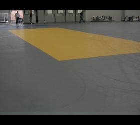 Bodenplatten mit Klick System