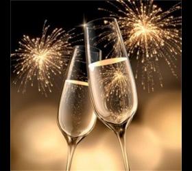 Champagner Behandlung