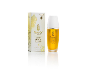 Master Lin Gold Body & Face Oil