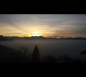 Gasthof Alphof Roßstelle Diethelm Simma Übernachtungen, Panoramablick, Frühschoppen
