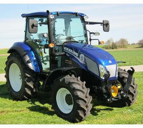 New Holland T 4.