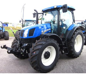 New Holland T 6.120 Electro Command