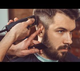 Friseursalon für Herren