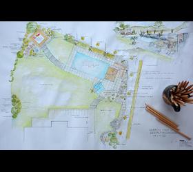Privatgartenplanung